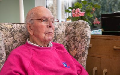 Frail Elderly Have Superhero Advocates in Volunteer Ombudsman Program