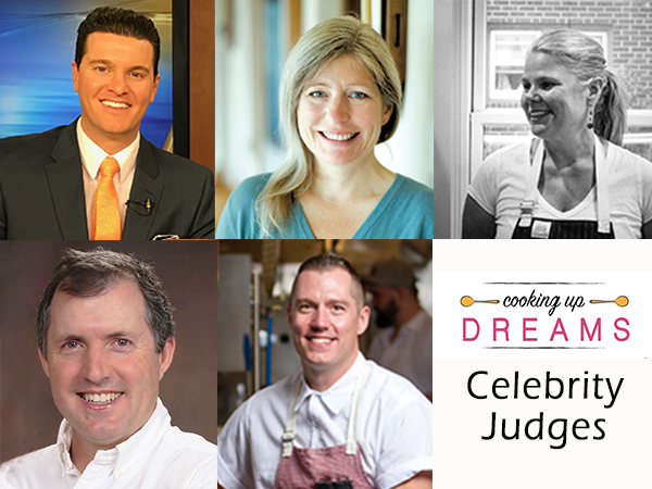 Renowned Chefs, Local Celebrities to Judge Cooking Up Dreams