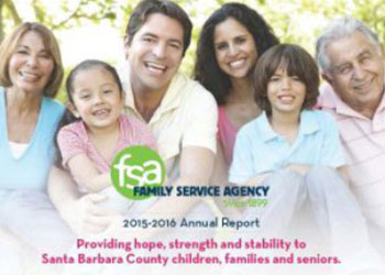 annual report family service agency