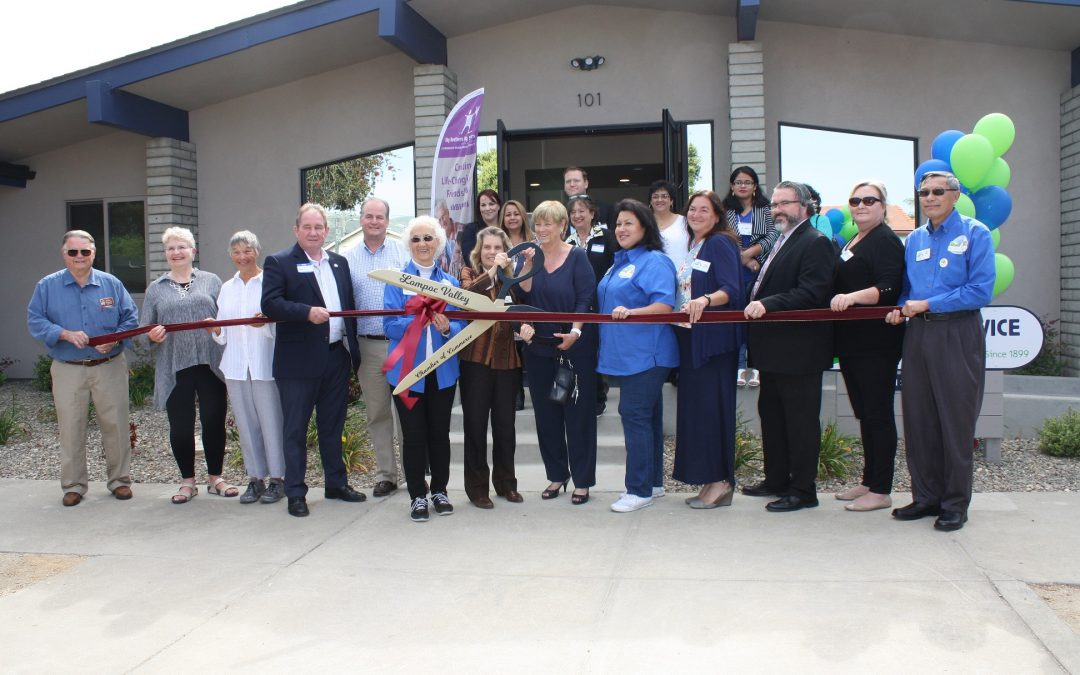 FSA Cuts Ribbon at New Lompoc Location