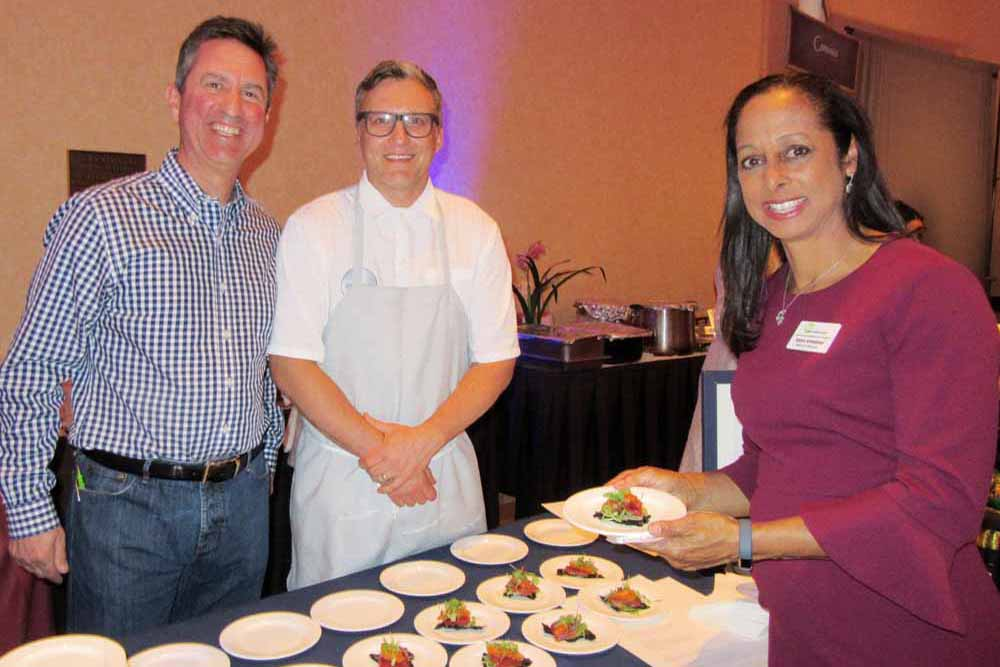 James Beard Award–Winning SBCC Grad Returns for Cooking Up Dreams