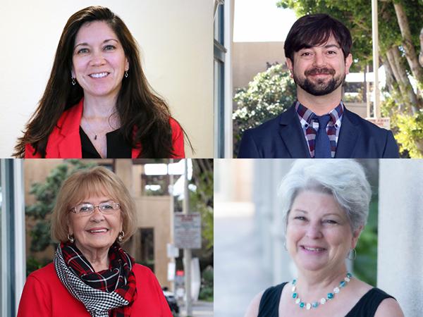 Joining its Board and representing communities throughout Santa Barbara County are Marisol Alarcon (Carpinteria), Robert Janeway (Santa Barbara), Sandra Underwood (Santa Maria), and Patricia E. Brady (Lompoc).