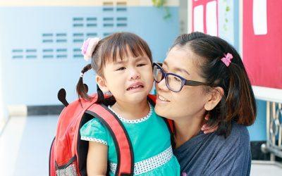 Transitioning to Kindergarten
