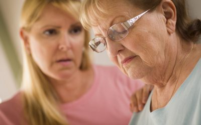 Caregiver Stress? You're Not Alone