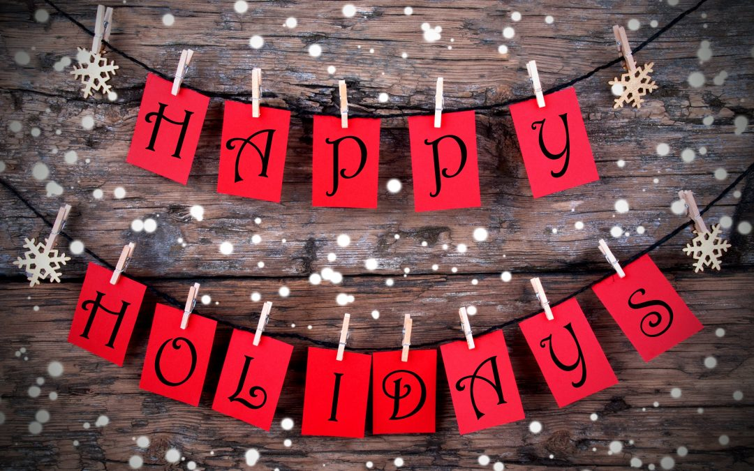 Holiday Luncheon–Offices Closed