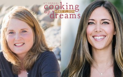 6th Annual Cooking Up Dreams Chairs Named