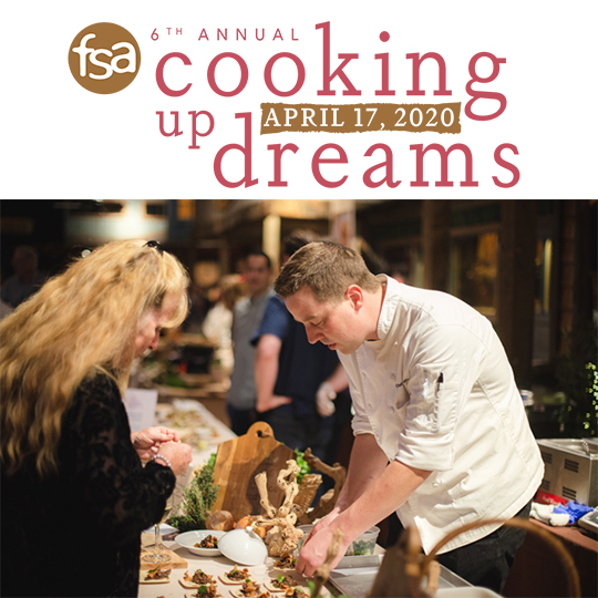 6th Annual Cooking Up Dreams