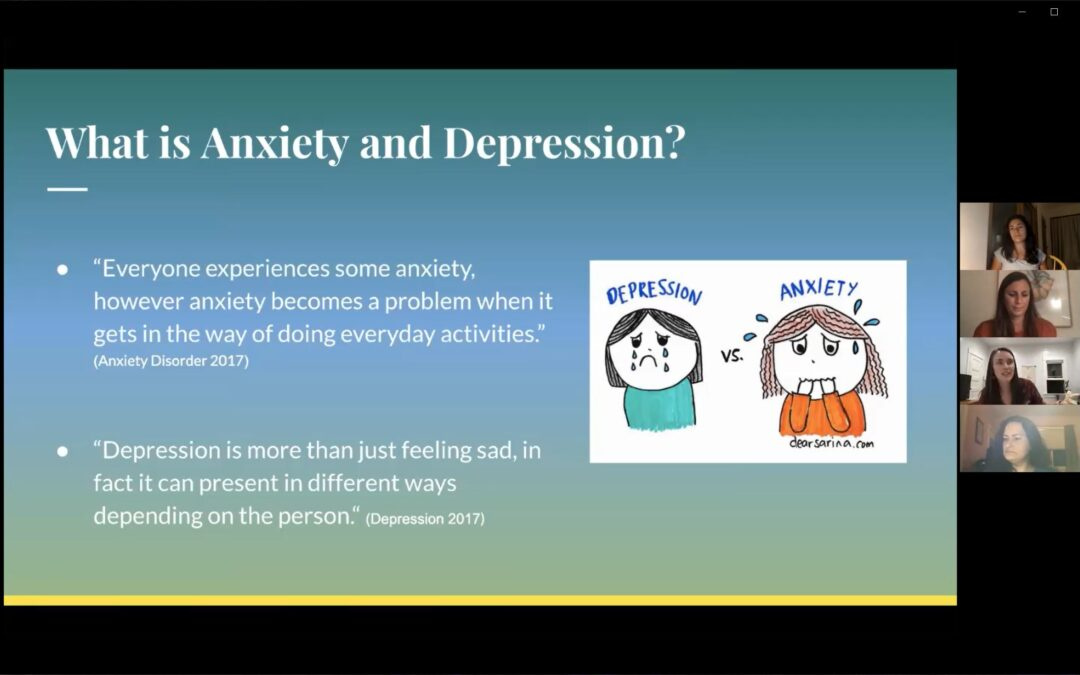 PARENTING IN A PANDEMIC: Teen Anxiety Part II (Online, Spanish)