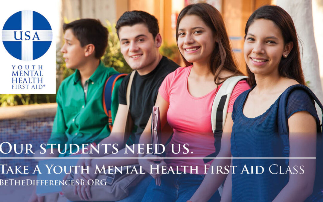 Youth Mental Health First Aid (Online)