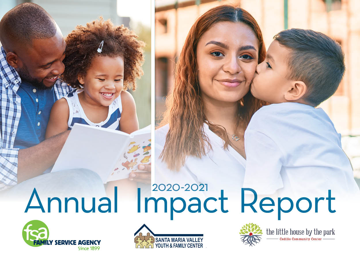 Family Service Agency Annual Impact Report 2020-21
